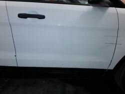 Passenger Front Door Base Without Police Package Fits 16-17 Explorer 1200300