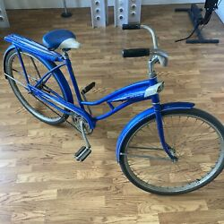 Vintage Murray Missile Bicycle Great Restoration Project May Part Out