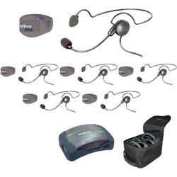 Eartec Upcyb6 6-person Full Duplex Wireless Medical Team Communication System