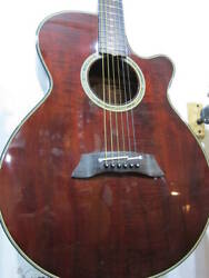 Prompt Decision Takamine Limited Edition L1-110 Rare Limited Model Of Hawaiian