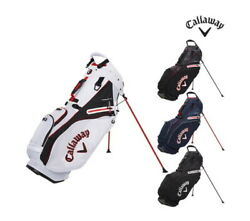 Callaway 2021 Fairway 14 Menand039s Stand Bag 9 14way 6lbs Ups Black/charcoal/white