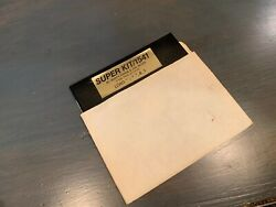 Vintage Commodore 64 128 Superkit/1541 1541 Disk Drive Utilities Works
