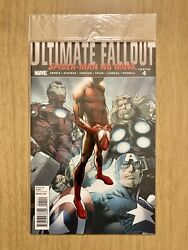 Ultimate Fallout 4 1st Print Nm Sealed Miles Morales 1st Appearance Aug 3 2011