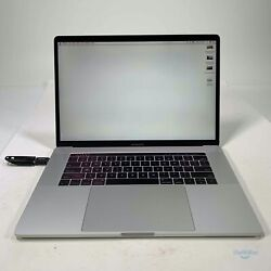Apple 15 Macbook Pro 2017 2.8 Ghz I7 Mptu2ll/a-bto + Audio Issue Sold As Is