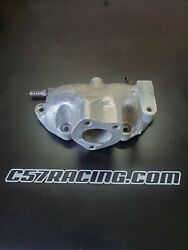West Coast Solid Top Exhaust Manifold For Kawasaki 650/750/800