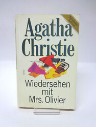 Book - Agatha Christie - See You Again With Mrs.olivier Crime 11369905