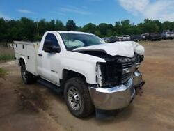 Rear Axle With Fill Plug In Cover Opt Gt5 Fits 15-18 Sierra 2500 Pickup 115956
