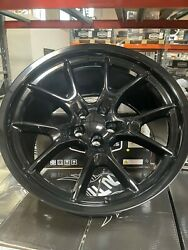 Fits 20 50th Anni Widebody Tires Wheels Rims Gloss Black For Charger Challenger