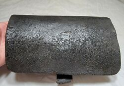 Revolutionary War Cartridge Pouch Frank Kravic Collection Marked Cc.2