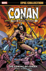 Conan The Barbarian The Original Marvel Years - The Complete Colle - Very Good