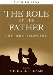 Role Of The Father In Child Development Hardcover By Lamb Michael E. Edt...