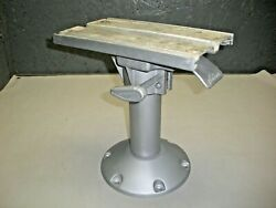 Springfield Seat Base Pedestal And Slide Assembly 8764s, D3725