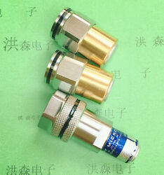 Maury 75 Ohm N Male Calibration Open Circuit + Short Circuit + Load