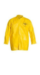 Dupont Tychem Tyvek Qc Personal Protection Equipment Ppe Shirt 3xl Case Of 12