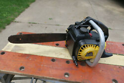Mcculloch Eager Beaver 2.0 Small Size Chainsaw As-is For Parts Has Compression