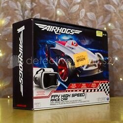 Air Hogs Fpv High Speed Race Car With Headset And App New/sealed