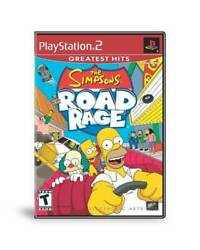 The Simpsons Road Rage - Video Game - Very Good