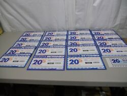 Lot Of 20- 20 Off Bed Bath And Beyond Coupons