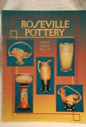 Roseville Pottery Price Guide No. 10 - Paperback By Huxford, Bob - Good