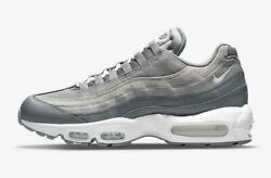 Nike Air Max 95 Cool Grey White Dc9844-001 Men's Sizes 8-13 New With Tags