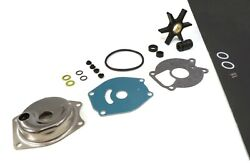 Water Pump Kit For 2002 Mariner 9.9hp 7f10352ld 13.5hp 7f13203lb Outboard Boat