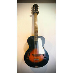 Good Old 50 60 American Vintage Guitar Fluako Maintained
