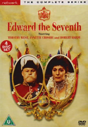 Timothy West Annette Crosbie-edward The Seventh The Comple Uk Import Dvd New