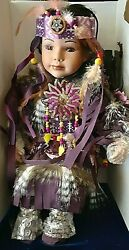 Porcelain Collectible Dolls, Cathy Collection, Estelle, Limited Edition, 248
