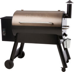 Traeger Pro 34 Wood Pellet Grill Heavy Duty Steel Barbecue Bbq Smoker 884 Sq In