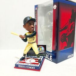 Roberto Clemente Pittsburgh Pirates Cooperstown Hof Class Of 1973 Bobblehead