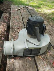 Delta Dust Collector Blower Motor Shopmaster Air Cleaner Unit