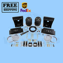 Spring Kit 5000ult Airlift For F-350 Supd Harley-d Ed Reese 5 Wheel Hitch 05-10