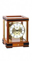Modern Clock With 8 Day Running Time From Hermle He 22998-160352 New