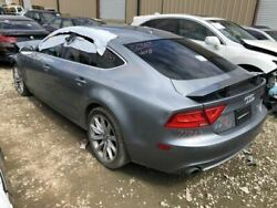 2012-2017 Audi A7 Right Front Passenger Door Ly7g Gray W/o Laminated Glass 63191