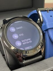 Hugo Boss Watch Boss Touch Smartwatch 1513552 Super Rare And Discontinued