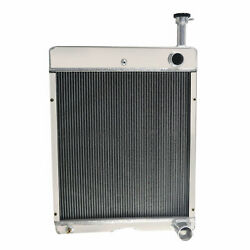 A71611c1 5row Radiator Fits Case Ih 766 886 966 986 1066 1086 1486 1466 Tractor