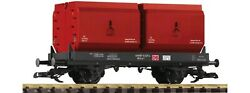 Piko 37772 - G Scale Freight Car With Kokskübel Db Ag, Epoch V New In Boxed