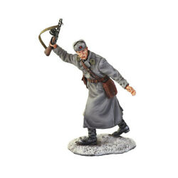 Russtal058 Winter Russian Officer With Ppsh41 By First Legion
