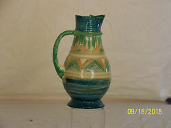 Myott Son And Co. Hand Painted Art Pottery Art Decoc1920-1930's