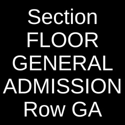 2 Tickets Rage Against The Machine And Run The Jewels 5/2/22 Portland Or