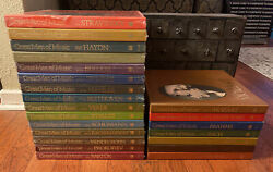 Lot Of 22 Time Life Great Men Of Music - 15 Brand New Sealed And 7 Complete Mint