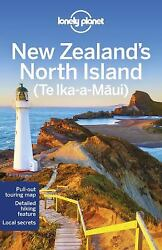 Lonely Planet New Zealandand039s North Island Travel Guide Paperback