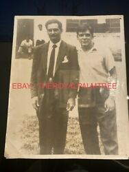 Che Guevara Motorcycle Diaries Vintage Photo 8x10 . Cuba Argentina 1950and039s