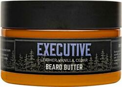 Live Bearded Beard Butter Executive Leave in Conditioner for Beards 3 o...