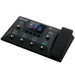 Zoom G6 Electric Guitar Multi-effector Touch Panel Display