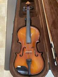 Viola Kiso Suzuki No.300 1977 Make Size15 Fully Serviced Recommended For Small
