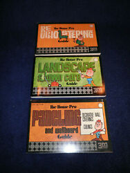3m The Home Pro Home Improvement Books Set Of 3 From 1975