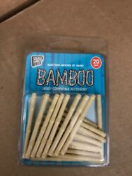 Citizen Brick Injection Molded Bamboo 20 Pieces Custom Accessory Sold Out