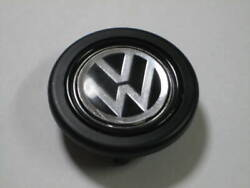 Wagen Vw Mark Momo Genuine Horn Button Article Discontinuation Of Production In