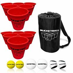 Giant Yard Pong Edition - Ultimate Beach, Pool, Yard, Camping, Tailgate, Bbq,